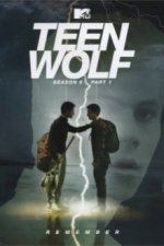 Cover Teen Wolf, Poster Teen Wolf