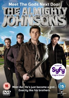 Cover The Almighty Johnsons, The Almighty Johnsons