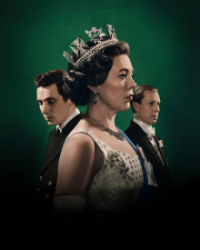 The Crown Cover, Poster, The Crown DVD