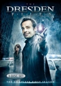 The Dresden Files Cover, Poster, The Dresden Files