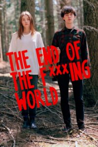 Cover The End of the F***ing World, The End of the F***ing World