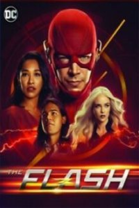 The Flash Cover, Stream, TV-Serie The Flash