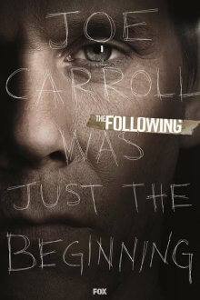 The Following Cover, Poster, The Following DVD