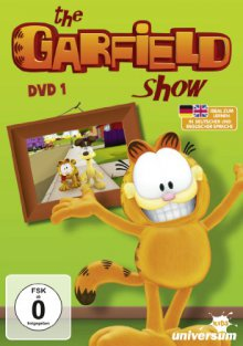 Cover The Garfield Show, The Garfield Show