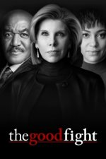 Cover The Good Fight, Poster The Good Fight