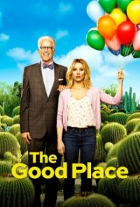 Poster, The Good Place Serien Cover