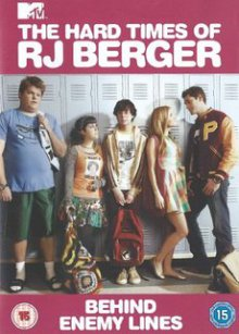 The Hard Times of RJ Berger Cover, Poster, The Hard Times of RJ Berger
