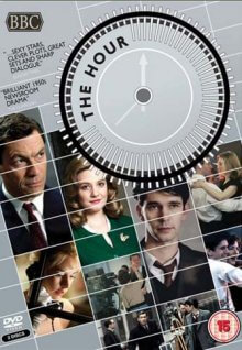 The Hour Cover, Poster, The Hour DVD