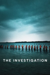 Poster, The Investigation - Der Mord an Kim Wall Serien Cover