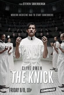 Cover The Knick, Poster