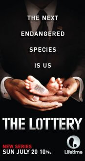 The Lottery Cover, Poster, The Lottery