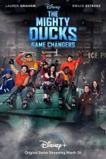 Cover The Mighty Ducks: Gamechanger, Poster The Mighty Ducks: Gamechanger
