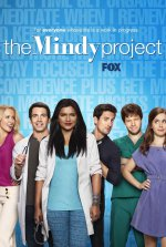 Cover The Mindy Project, Poster The Mindy Project