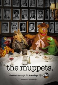 Poster, The Muppets Serien Cover
