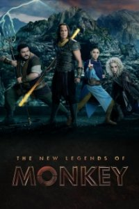 Poster, The New Legends of Monkey Serien Cover