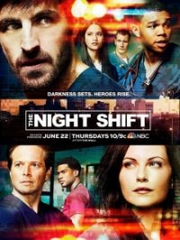 Cover The Night Shift, Poster
