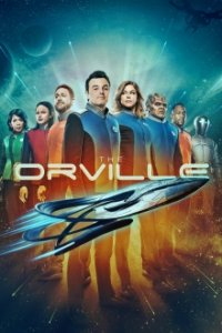 Cover The Orville, The Orville