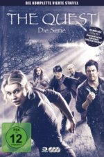 Cover The Quest - Die Serie, Poster The Quest - Die Serie