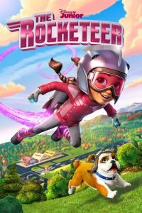 Poster, The Rocketeer Serien Cover