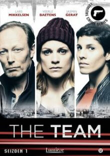 The Team Cover, Poster, Blu-ray,  Bild