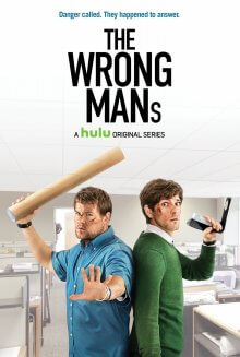 The Wrong Mans Cover, Poster, The Wrong Mans