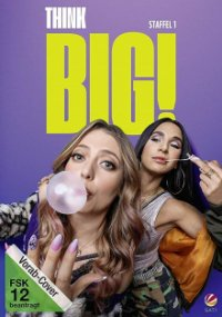 Think Big! Cover, Poster, Think Big! DVD