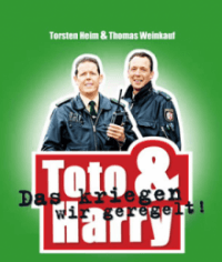 Toto & Harry Cover, Online, Poster