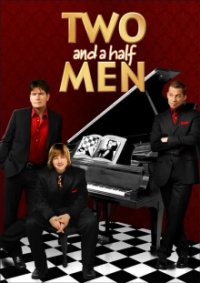 Two and a Half Men Cover, Online, Poster