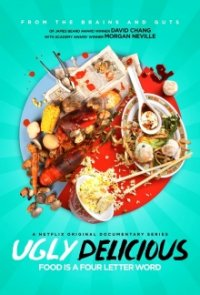 Cover Ugly Delicious, TV-Serie, Poster