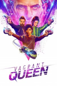 Cover Vagrant Queen, TV-Serie, Poster