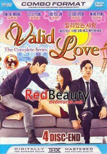 Poster, Valid Love Serien Cover