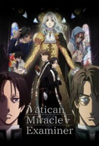 Cover Vatican Miracle Examiner, TV-Serie, Poster