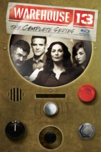Cover Warehouse 13, Warehouse 13
