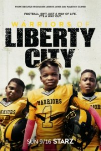 Cover Warriors of Liberty City, TV-Serie, Poster
