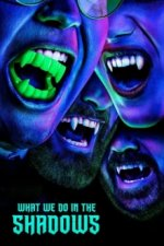 Cover What We Do in the Shadows, Poster What We Do in the Shadows
