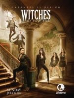 Cover Witches of East End, Poster Witches of East End
