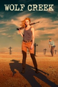 Cover Wolf Creek, Poster Wolf Creek