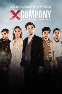 Cover X Company, TV-Serie, Poster