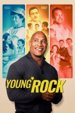 Cover Young Rock, Poster Young Rock
