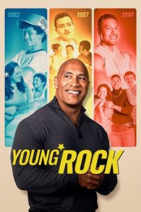 Cover Young Rock, Young Rock