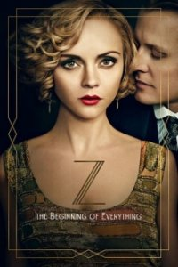 Cover  Z: The Beginning of Everything, Poster