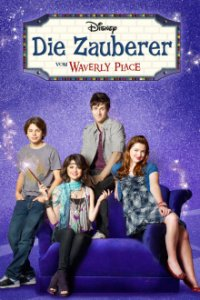 Cover Die Zauberer vom Waverly Place, Poster